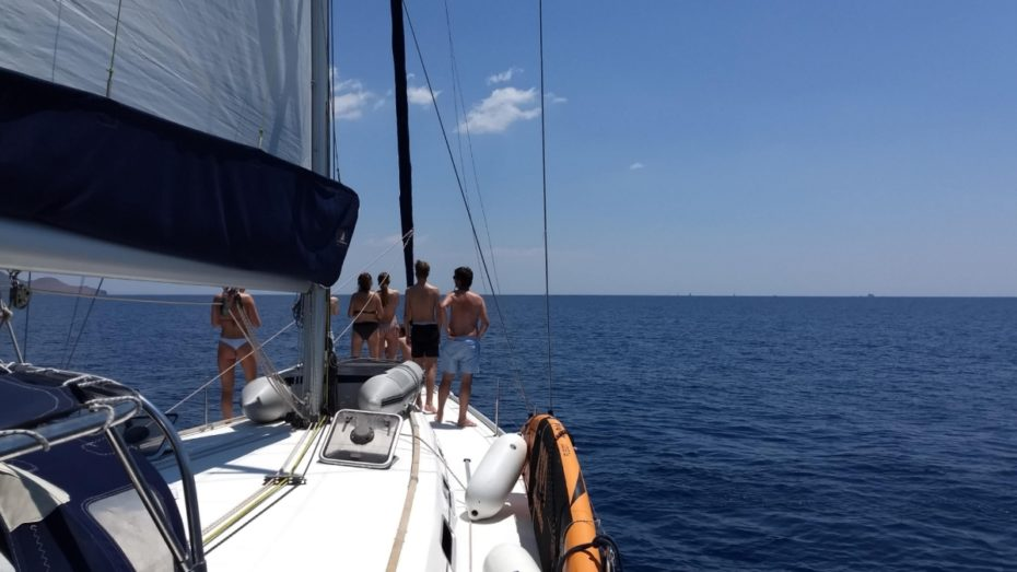 , A fantastic week sailing! | Erik