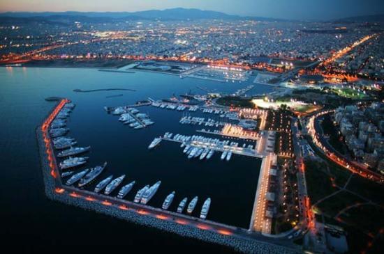 , Athens' Flisvos Marina Awarded Highest International Distinction   GreekReporter.com