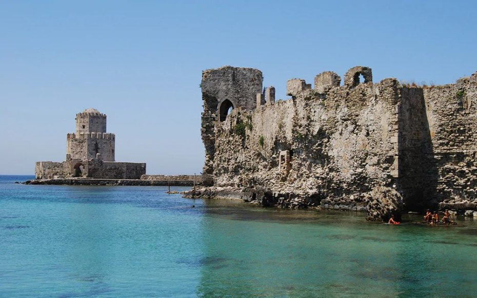 , Best castles and fortresses in Greece | The Telegraph
