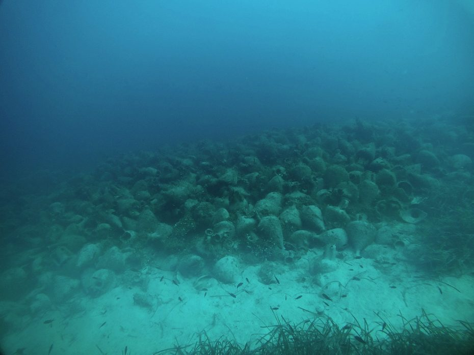 , Peristera Shipwreck off Alonissos to Become Underwater Museum – GTP Headlines