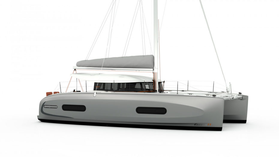 , The Excess 11 is making her World Première! | EXCESS Catamarans