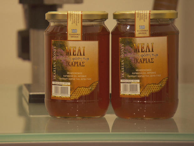 , Ikarian honey: The secret ingredient to long life? – CBS News