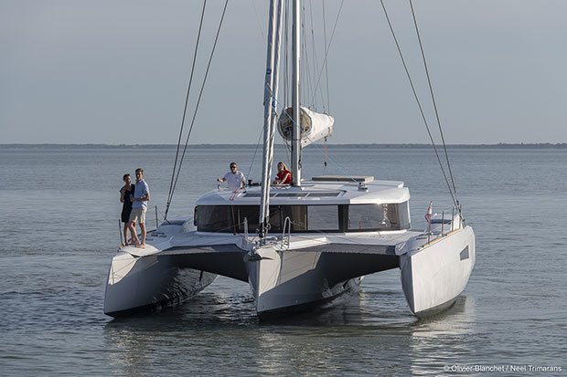 , Trimaran NEEL 47 Multihull of the Year | Yacht News & Boats News | YachtBoatNews